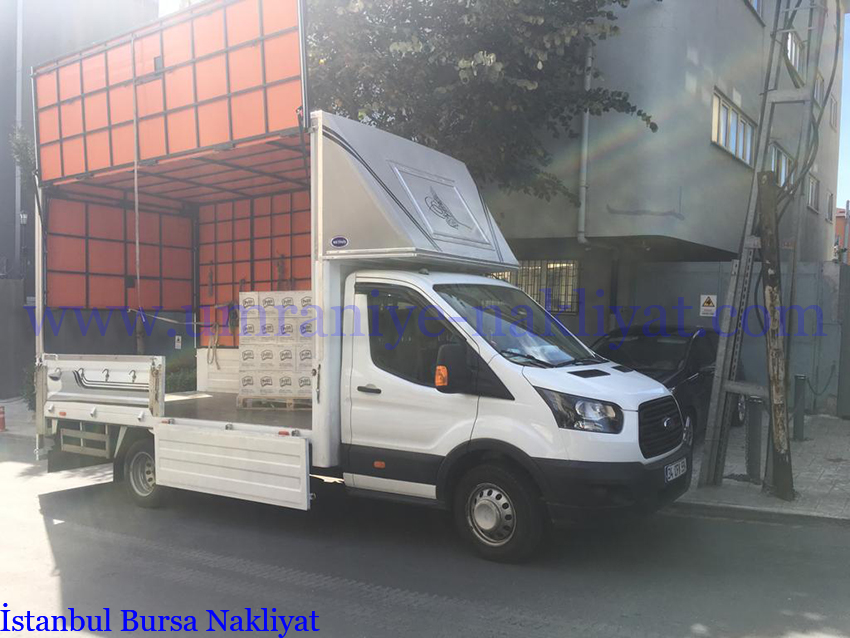 İstanbul Bursa Nakliyat
