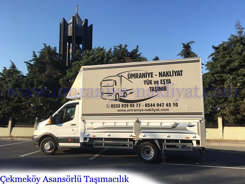 Çekmeköy Asansörlü Taşımacılık