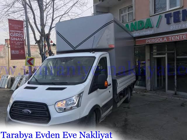 Tarabya Evden Eve Nakliyat