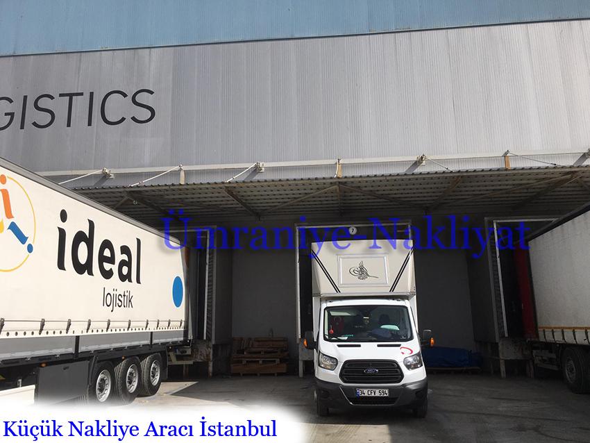 Küçük Nakliye Aracı İstanbul